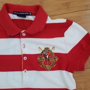 - Ralph Lauren Sport rugby dress size XS
